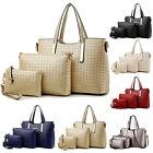 Fashion Women Leather Handbag Shoulder Bags Tote Purse Ladies Messenger Hobo Bag