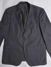 Hugo Boss Blazer Super 150 Howard Court Virgin Wool Grey UK 46R