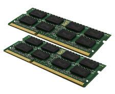 2x 4GB 8GB SAMSUNG DDR3 RAM 1066 Mhz MacBook Pro 5,1 Late 2008 Apple 1067 Mhz