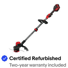 Craftsman CMCST920M1R 20V 13 in. Trimmer Kit 4 Ah Certified Refurbished