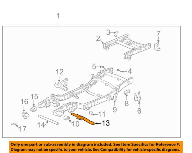 gm frame transmission cross member 15057776 silverado 2500 sierra rh ebay com