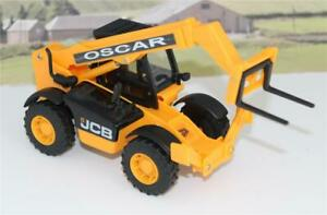 Personalised-Name-Gift-JCB-Heavy-Lifting-Fork-Boys-Toy-Birthday-Present-Boxed