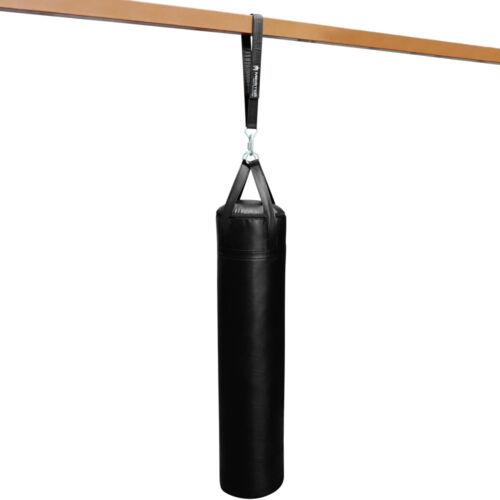 Ceiling Beam Mount Boxing MMA Gym Punching Bag MEISTER HEAVY BAG HANGER STRAP