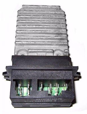 CHRYSLER CONCORDE BLOWER FAN MOTOR RESISTOR MODULE HEATER AC A//C CONTROL 2003 03