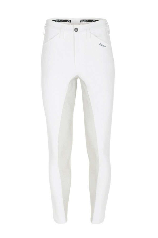 PIKEUR ROSSINI 11 MENS BREECHES WHITE NAVY OR DARK SHADOW HALF PRICE CLEARANCE