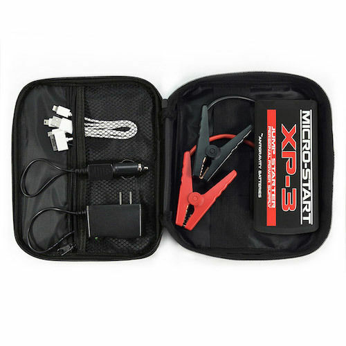 Antigravity Battery Jump Starter Box Micro-Start PPS XP-3 Lithium-Ion Charger
