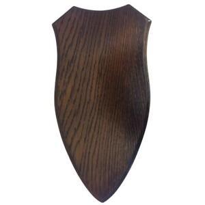 BushWear-Solid-Oak-Roe-Skull-Shield-Medium