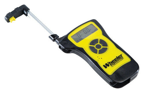 NEW  Wheeler 710904 Professional Digital Trigger Gauge