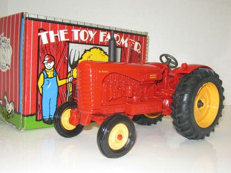 1 16 MASSEY HARRIS 55 Toy FARMER Neuf en Boîte Livraison Gratuite