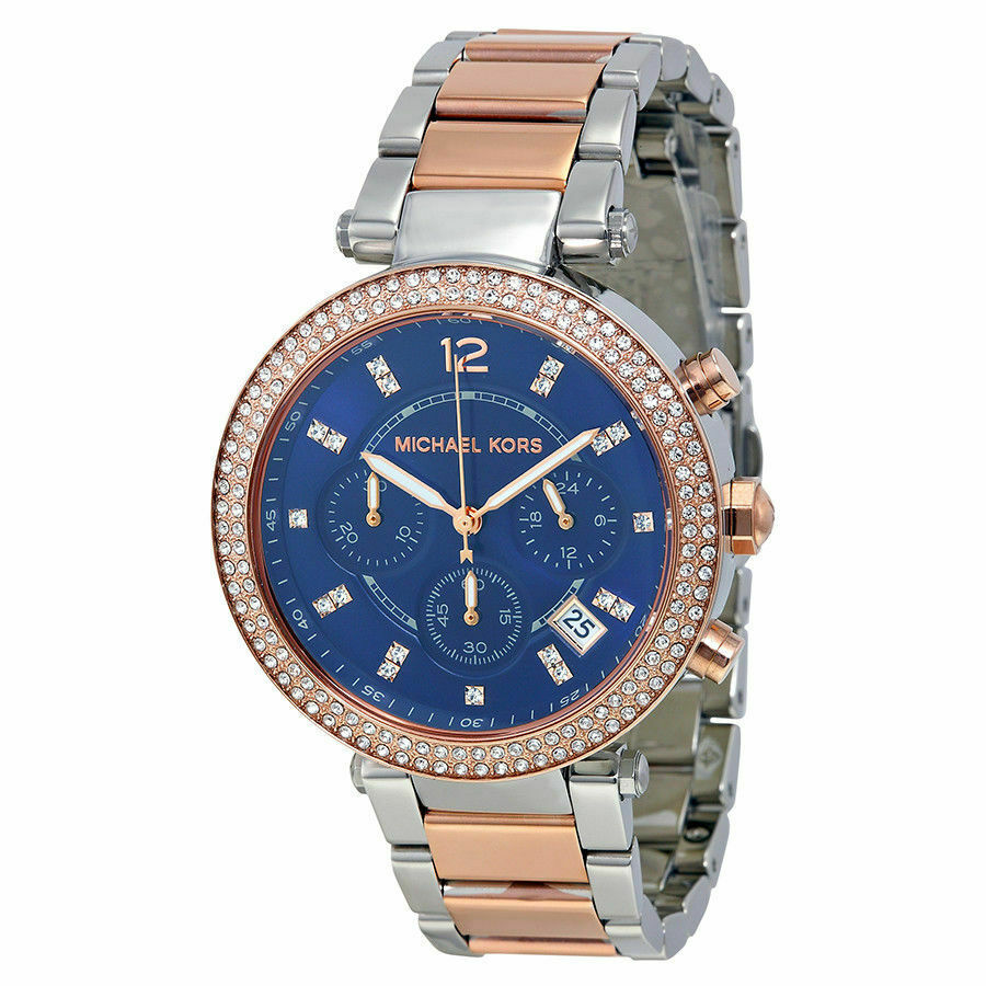 e4abdc5bff1d Michael Kors Parker MK6141 Wrist Watch for Women for sale online