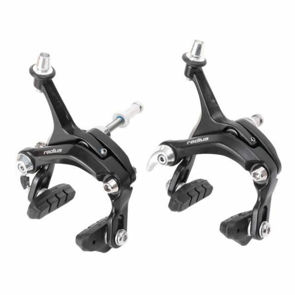 Aluminum Bike U Brake Caliper Front or Rear Black or Silver