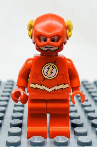 "Lego DC Comics /""Batman II/"" THE FLASH Minifigure sh087 FAST SHIPPING!"