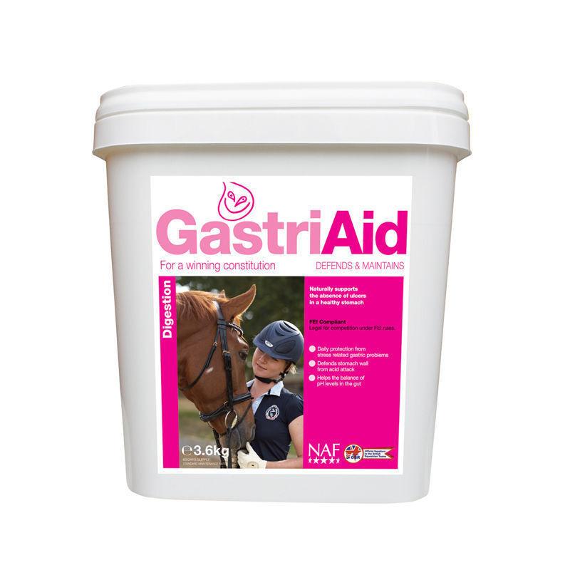 NAF GastriAid 3.6Kg Horse Equine Supplement Gastric Ulcer Antacid