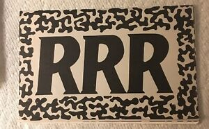 RRR-Records-26-Page-Mail-Order-Catalog-Early-1990s-Skullflower-Nurse-w-Wound-Etc