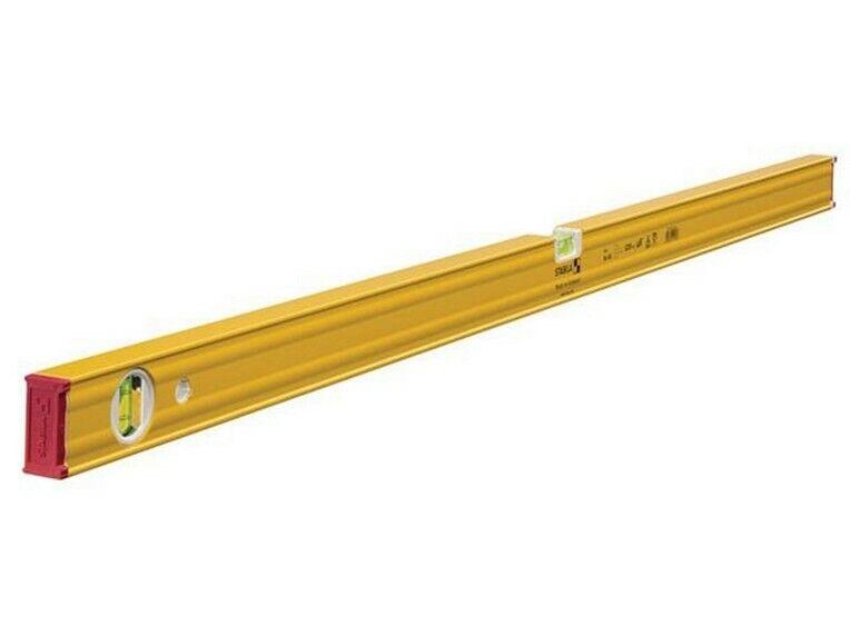 Stabila 19169 nivel stabila Type 80as 120cm fácil de metal-rectángulo perfil
