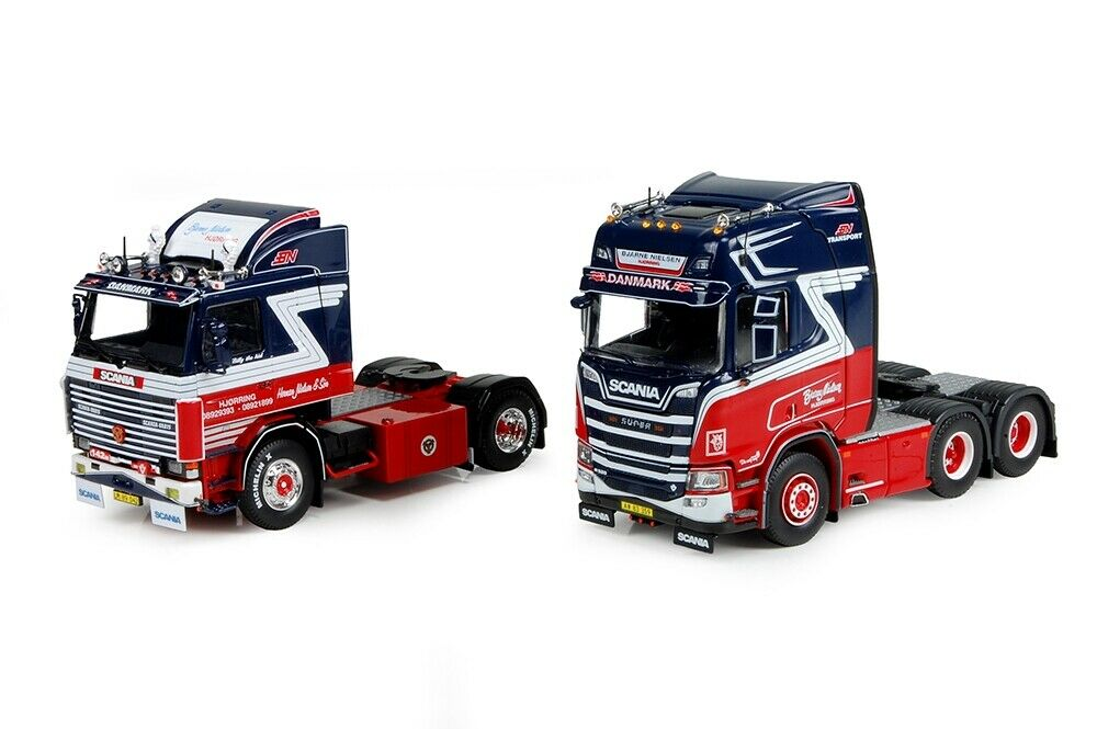 Scania - Set Bjarne Nielsen 73690 Tekno 1789 Measure 1 50