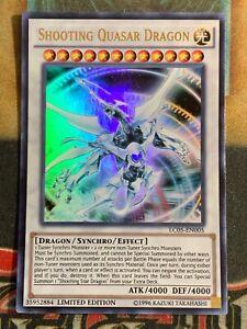 Yugioh Shooting Quasar Dragon LC05-EN005 Ultra Rare ...