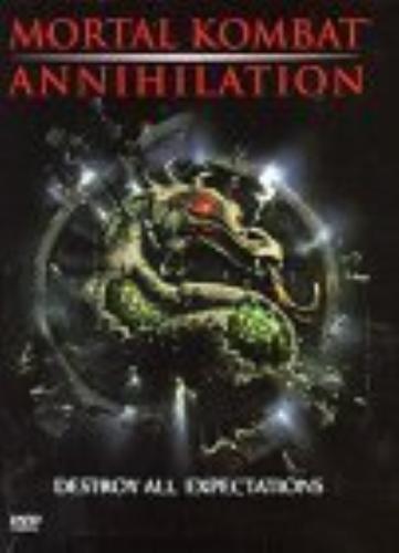 1 of 1 - Mortal Kombat: Annihilation DVD