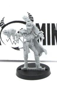 Maxmini-MXMFG051-Nina-Richter-Female-Kommissar-Miniature-Officer-Commissar