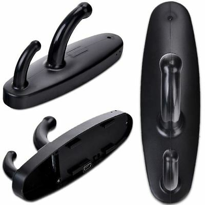 Black Spy Hook Hidden Mini Camera Motion Detector Wireless HD DVR Video CCTV DV