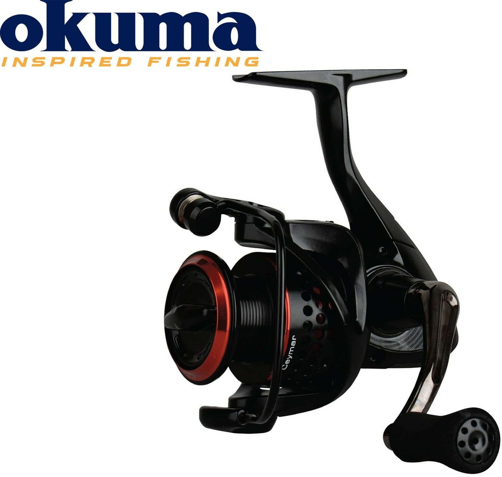 Okuma Ceymar XT CXT-40 Rolle Rolle Rolle – 240m 0,25mm Schnurfassung, Stationärrolle ffe5ba