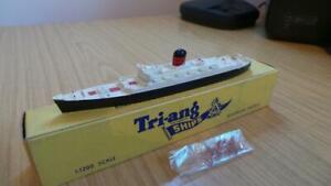 Jb103: Navires Triang Minic à l'échelle 1: 1200 - M709 Rms Ivernia Ex Shop Stock