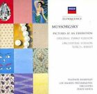 Mussorgsky: Pictures at an Exhibition (Piano & Orchestral Versions) [Australia] (CD, Mar-2001, Decca)