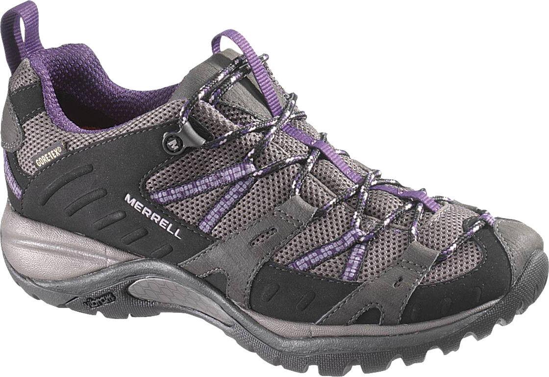 Merrell Siren Sport Gore-Tex botas  Para Mujer Para Caminar-gris  aquí tiene la última