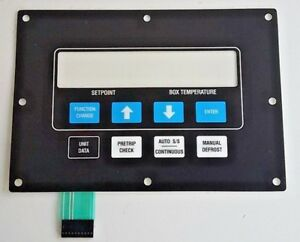 Carrier-Ultra-Keypad-Carrier-Transicold-Type-MAXIMA-II-12-00307-50-91-00333-00
