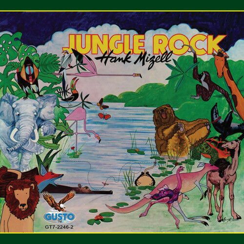 Hank Mizell - Jungle Rock [New CD]