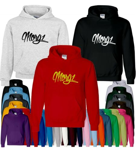 MORGZ HOODIE teammorgz kids Top youtube prank vlog vlogger youtuber Game Gaming