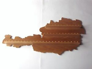 48pc-Austria-Wooden-Thimble-Display-Rack-Pine-huge-range-see-list