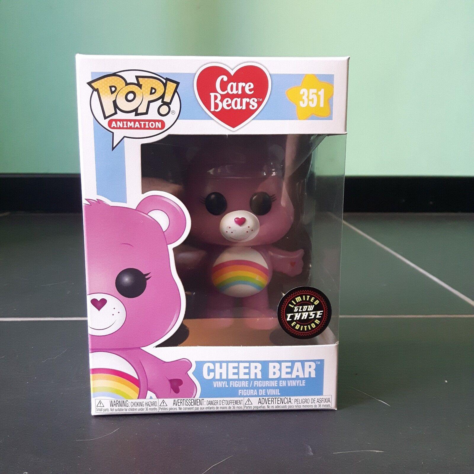 divertimentoko Pop Pop Pop Cheer orso autoe orso Chase Glow Limited edizione 351 db1964