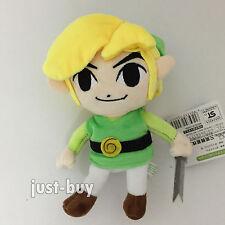 "The Legend of Zelda Game Plush Link Soft Toy Doll Stuffed Animal Teddy 7"""
