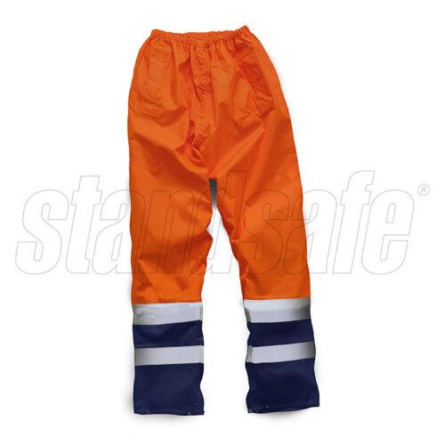 Standsafe Hi Vis deux tons sur pantalon HV034