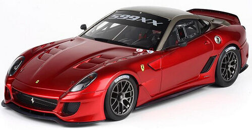 Ferrari 599XX Race version 2009 rojo Limited Edition 359 pcs P1815