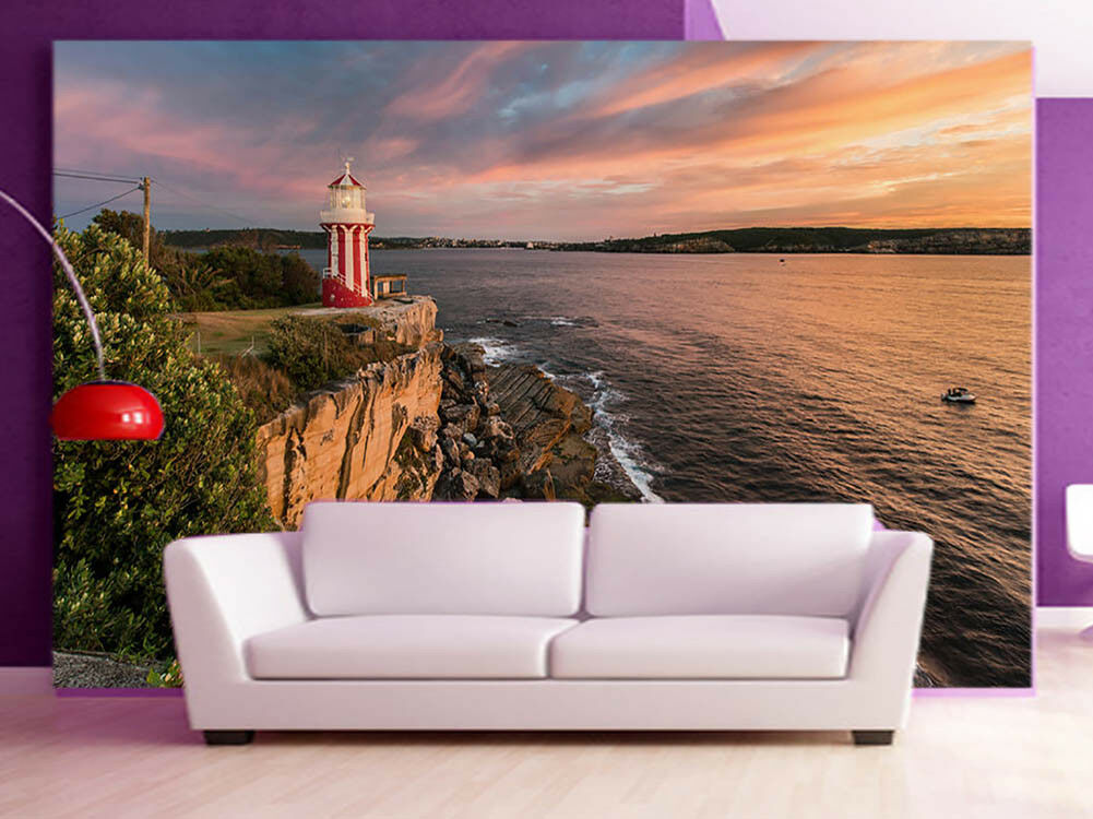 Beautiful Strait 3D Full Wall Mural Photo Wallpaper Printing Home Kids Decor