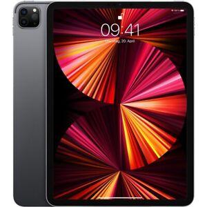 """Apple iPad Pro 11"""" 2021 - 256GB - Wi-Fi - Space Grey 🔥 NEU & OVP 🔥 WOW"""