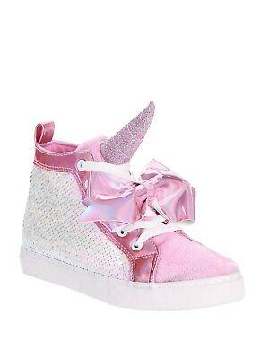 Girls Hightop JoJo Siwa Unicorn Sneaker