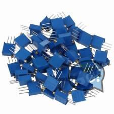 100 500k 60pcs 3296 W 12value Potentiometer Variable Resistor Assorted Kit