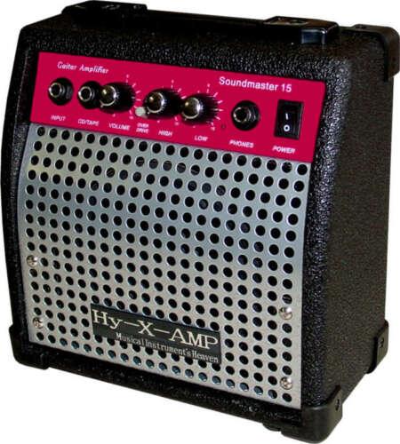 Combo E Overdrive Gitarre Verstärker Gitarrenverstärker AMP 10 Watt