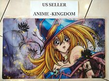 USA Seller Custom Anime Playmat Play Mat Sexy Dark Magician Girl DMG # 500