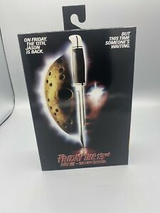 NECA FRIDAY THE 13th PART 7 THE NEW BLOOD JASON VOORHEES ULTIMATE FIGURE 7in.