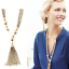Fashion-Elegant-Women-Rhinestone-Crystal-Choker-Bib-Statement-Pendant-Necklace thumbnail 46