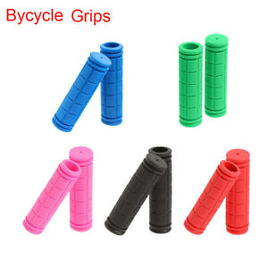 Rubber-Bicycle-Grips-Anti-slip-Cycling-Grips-MTB-Road-Mountain-Bike-Handlebar