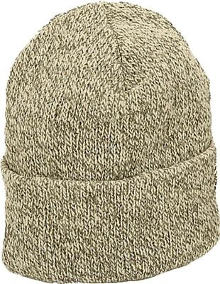 7008a7660e3 Oatmeal Ragg Wool Hat Knitted Outdoor Military Winter Cap