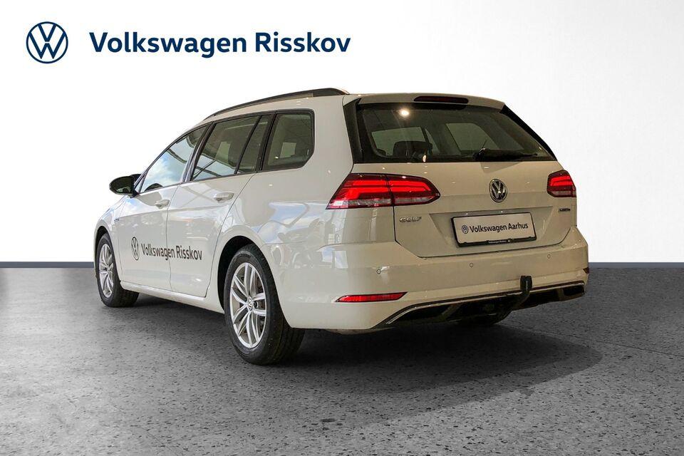 VW Golf VII 1,5 TSi 130 Comfortline Connect Variant Benzin