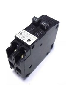 Q1515 SIEMENS CIRCUIT BREAKER TWIN POLE 15 AMP 120 VAC NEW!!