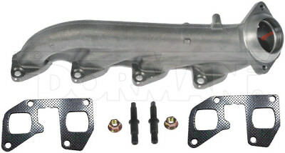 NEW Left LH Exhaust Manifold Kit W//Gaskets And Hardware Dorman 674-953