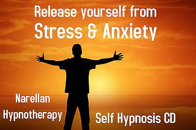 Stress Management Hypnosis CD Narellan Hypnotherapy